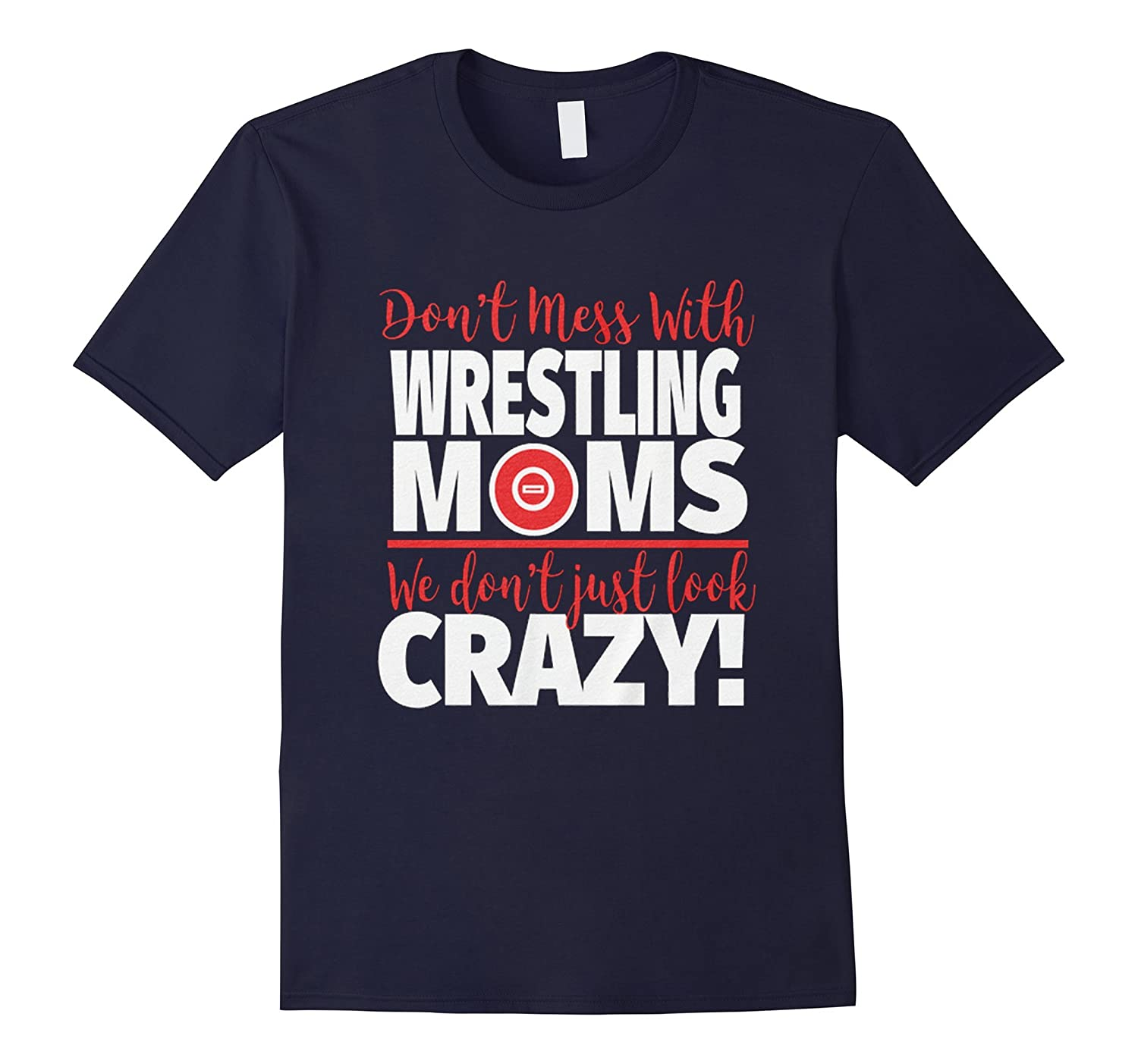 Dont mess with wrestling moms we dont just look crazy-PL