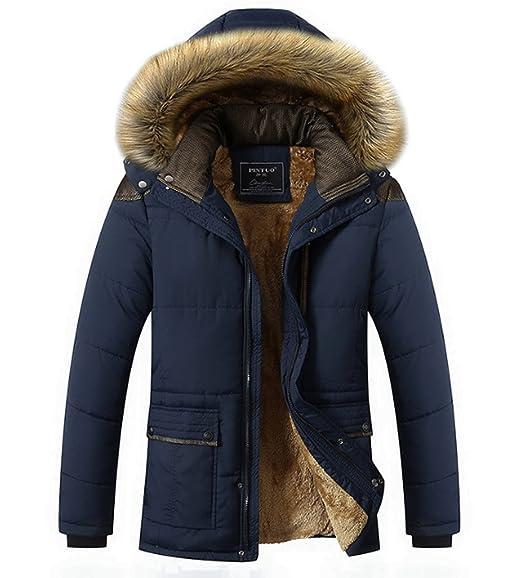 Manteau les plus chaud homme