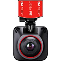 BC Master DC10S 1080p Dash Camera with 3-Port USB Car Charger