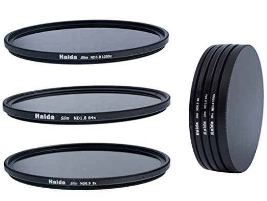 3 opinioni per Timetrends24/Haida- Set filtri neutri