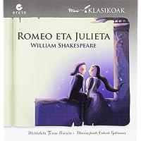 Romeo eta Julieta (Mini klasikoak)
