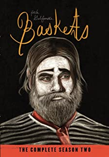 Book Cover: Baskets: The Complete Season Two