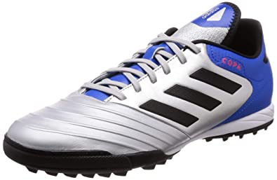 big sale c0256 ec935 adidas Men Soccer Shoes Futsal Copa Tango 18.3 Turf Football Boots (EU 39 1