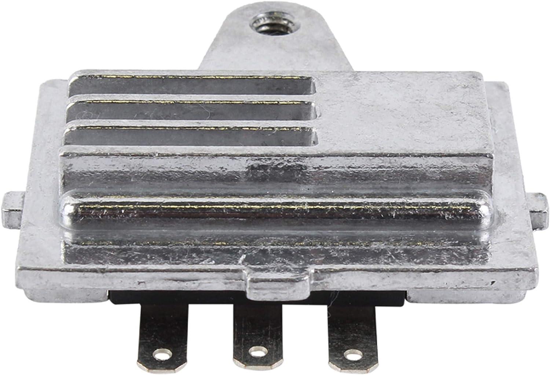 DB Electrical AKH6003 New Onan Regulator for Rectifier John Deere 318-420 Onan 20 Amps - AC-B+-AC Onan Regulator Rectifier P Series 16hp-20hp 230-22060 HE191-1748 191-2106 191-2208 191-2227 435-175