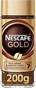 Nescafe Gold Instant Coffee, 200g
