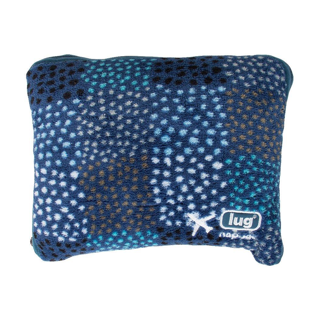 Lug Nap Sac Blanket and Pillow