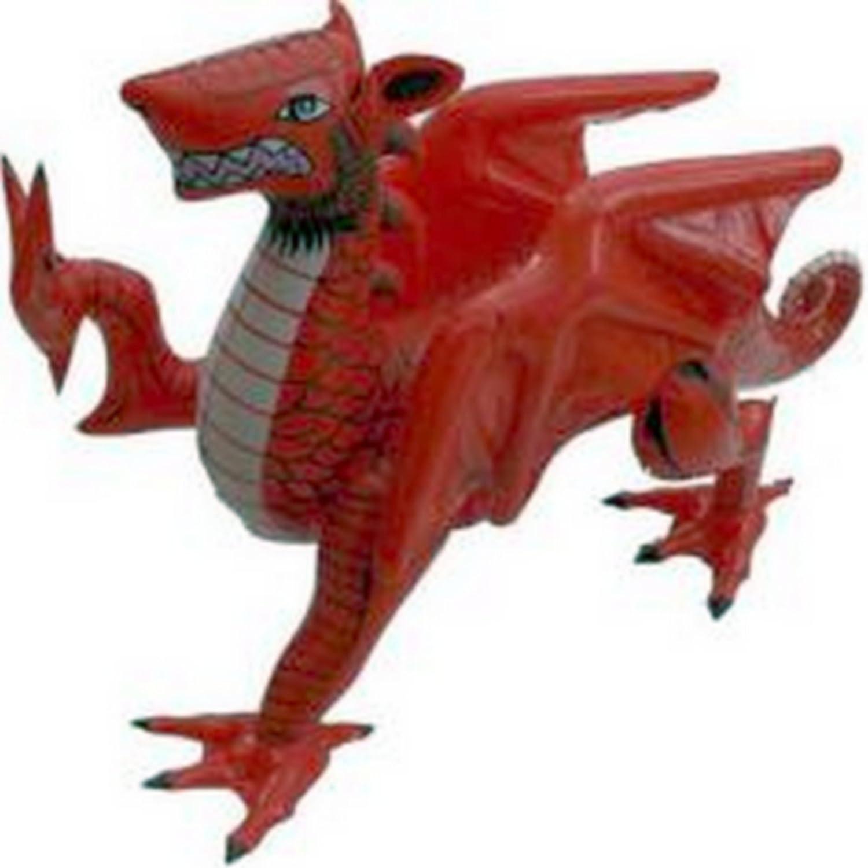 Inflatable Welsh Dragon: Amazon.co.uk: Garden & Outdoors