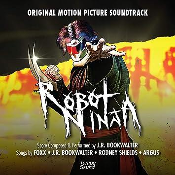 Robot Ninja : Robot Ninja / O.S.T.: Amazon.es: Música