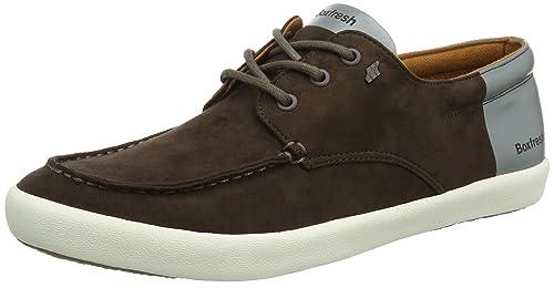 Boxfresh Astev, Sneaker Uomo, Marrone (Dark Brown Dk BRN), 42 EU