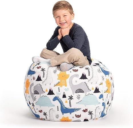 Hot Stuff/'n Sit Stuffable Animal Toys Storage Bean Bag Stuffed Children Kids New