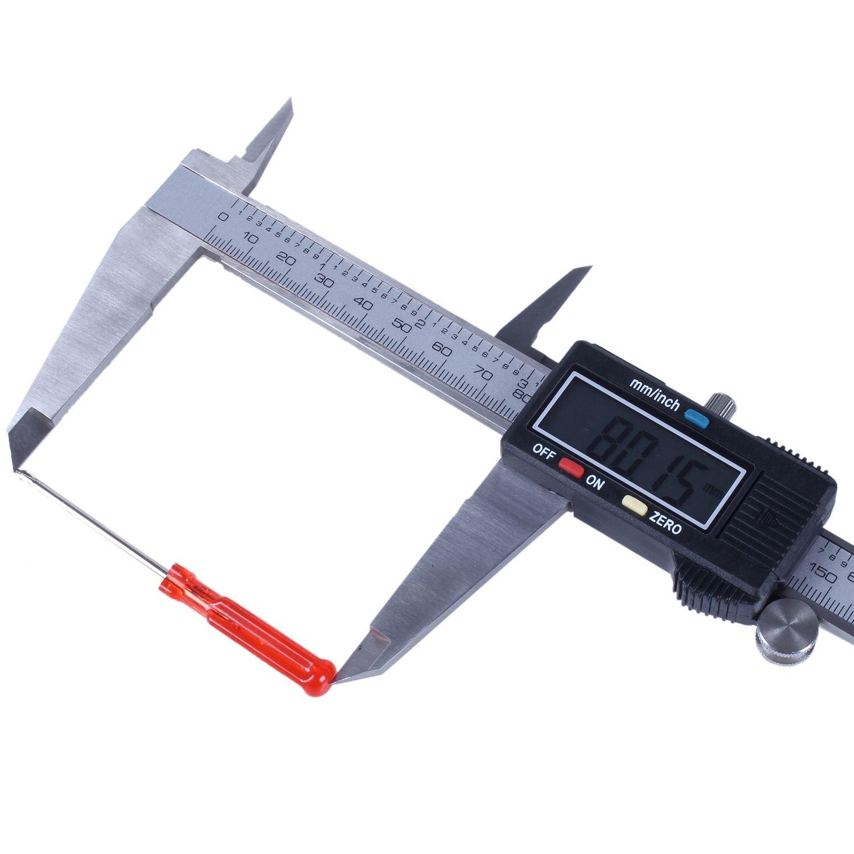 300mm LCD Digital Vernier Caliper Gauge Micrometer Tool Electronic Display R TOOGOO
