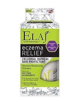 Socorro Protector de piel de harina de avena coloidal Intensivo Hidratante: Amazon.es: Hogar