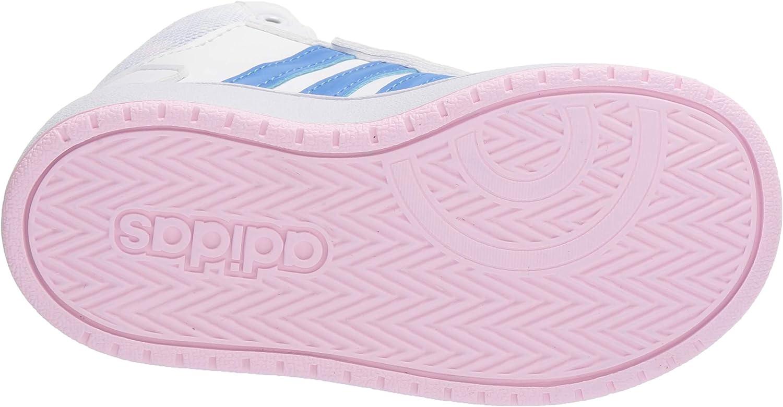 Masaccio Persona a cargo del juego deportivo Separar  Amazon.com   adidas Kids' Hoops Mid 2.0 Sneaker   Sneakers