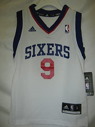 ... low price andre iguodala philadelphia 76ers white nba kids youth  revolution 30 replica jersey small 8 c0054561f