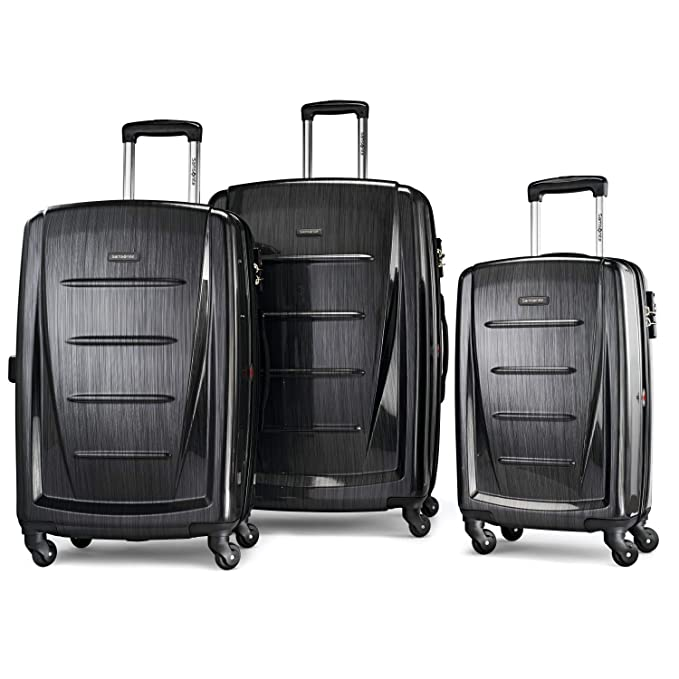 Amazon.com: Samsonite Winfield 2 - Maleta rígida con ruedas ...