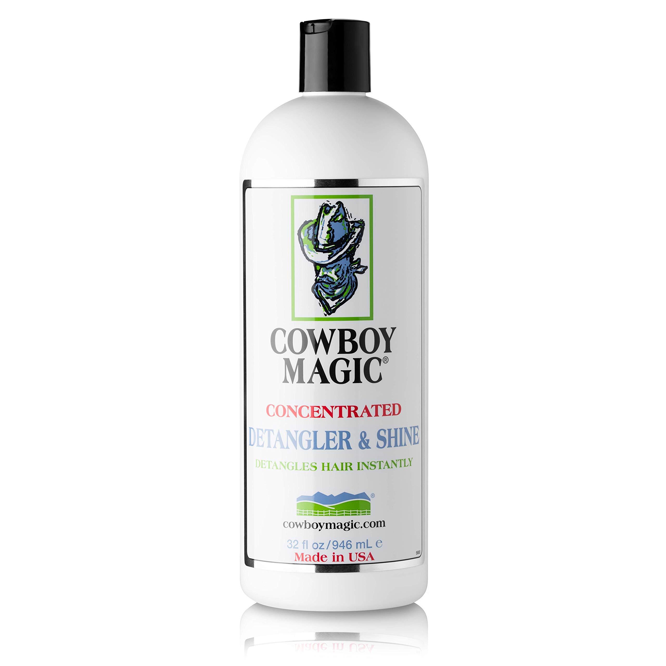 Cowboy Magic Concentrated Detangler & Shine 32 Ounce