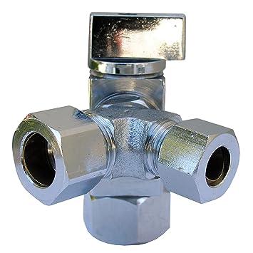 lasco quarter turn 3way valve 12inch