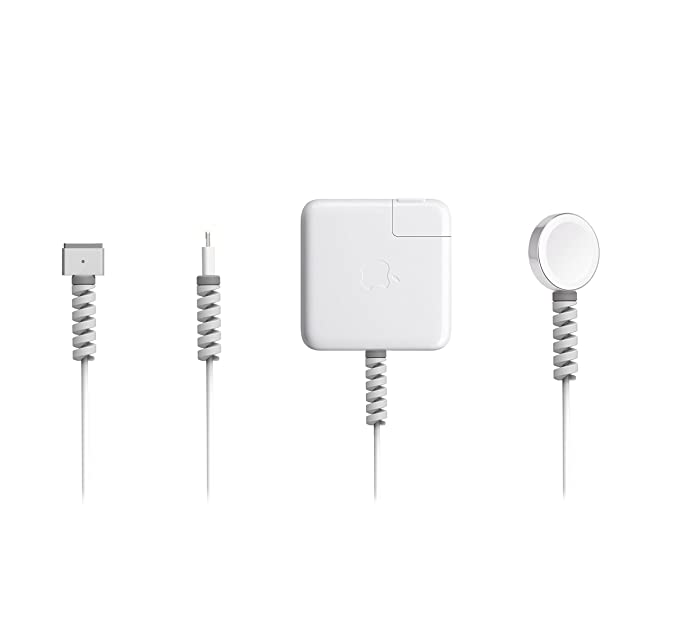 Amazon.com: Lightning Charger Cable Saver | MacBook iPhone Micro USB ...