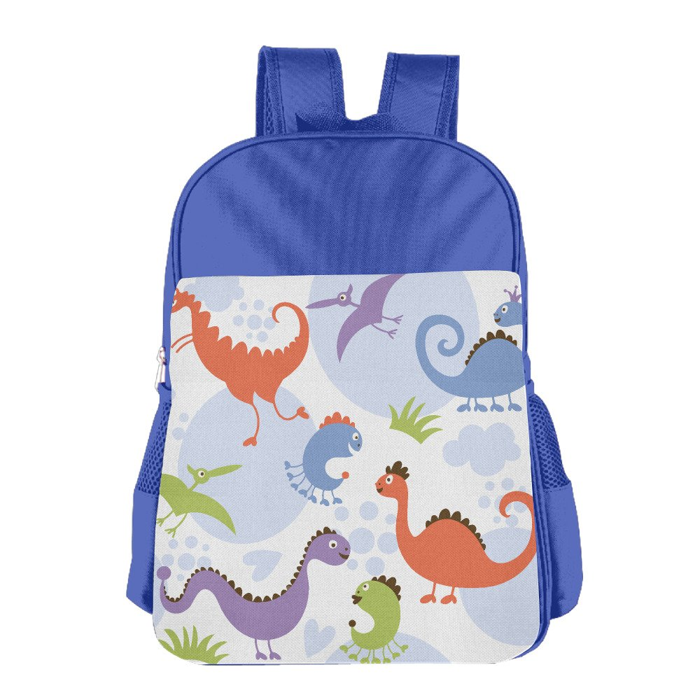 Amazon.com: Cute Dinosaur Party Unisex Mochila Escolar Bolsa ...