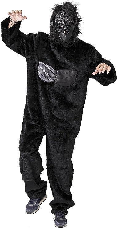 Costumizate! Disfraz de Gorila para Adultos Especial para Fiestas ...