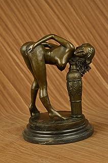 Interracial art sculptures