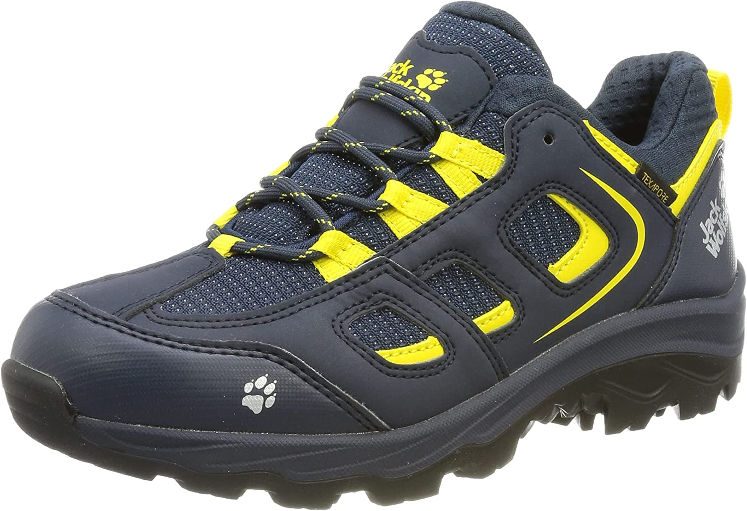 Jack Wolfskin Boy's High Rise Max 74% 2021new shipping free shipping OFF Hiking Walking Boots Shoes