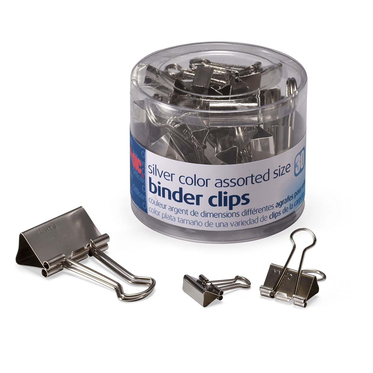 30ct Binder Clips on Sale for.