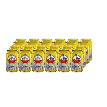 Amstel Radler Cerveza - Pack de 24 latas x 330 ml - Total: 7.92 L: Amazon.es: Amazon Pantry