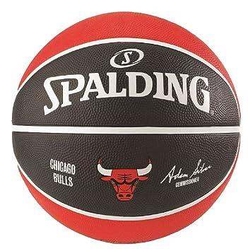 Spalding NBA Team Baloncesto Varios Equipos, color Chicago ...