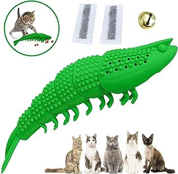 Juguete Felpa Catnip, 5 Piezas Juguetes para Gatos, Juguetes del ...