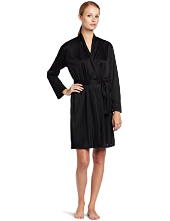 6ece4f6b6b Natori Women s Negligee Basic Slinky Wrap at Amazon Women s Clothing ...