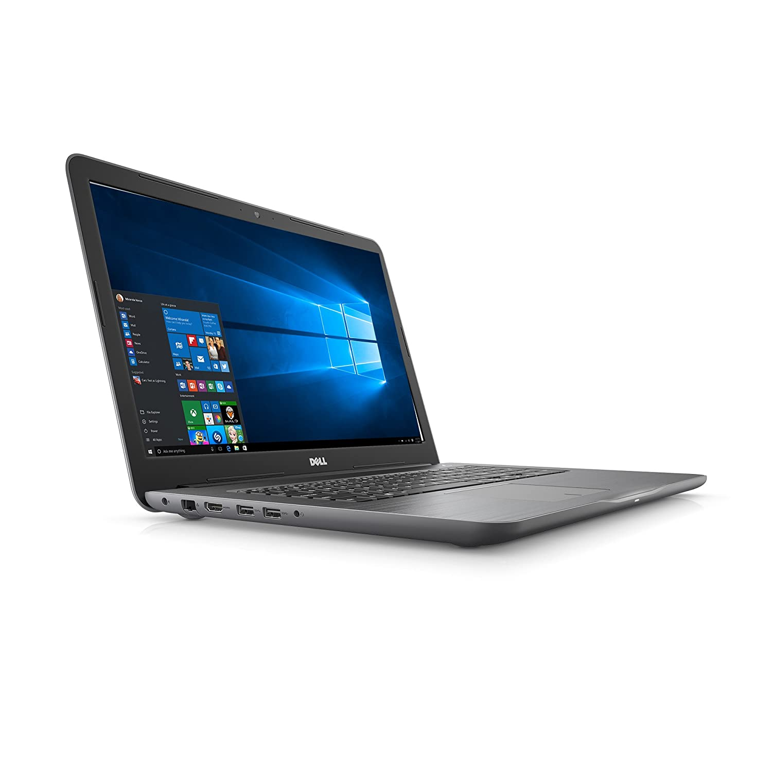 Dell Inspiron I5765 1317gry 173 Fhd Laptop 7th Hardisk External 2tb 25amp039 Usb30 Slim Generation Amda9 9400 8gb Ram 1tb Hdd Computers Accessories