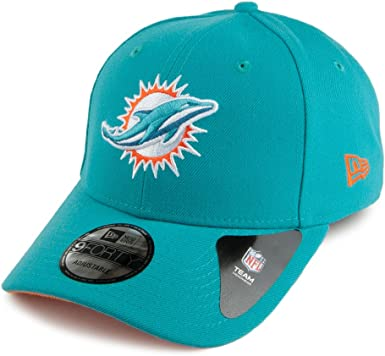 Gorra de béisbol 9FORTY League Miami Dolphins New Era - Azul ...