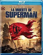 La Muerte de Superman [Blu-ray]