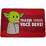 Capacho Eco Slim 3mm DrPepper Mestre MiniOda Vinho