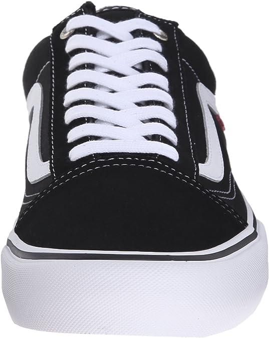 Vans Mens Old Skool Pro Black White Gum