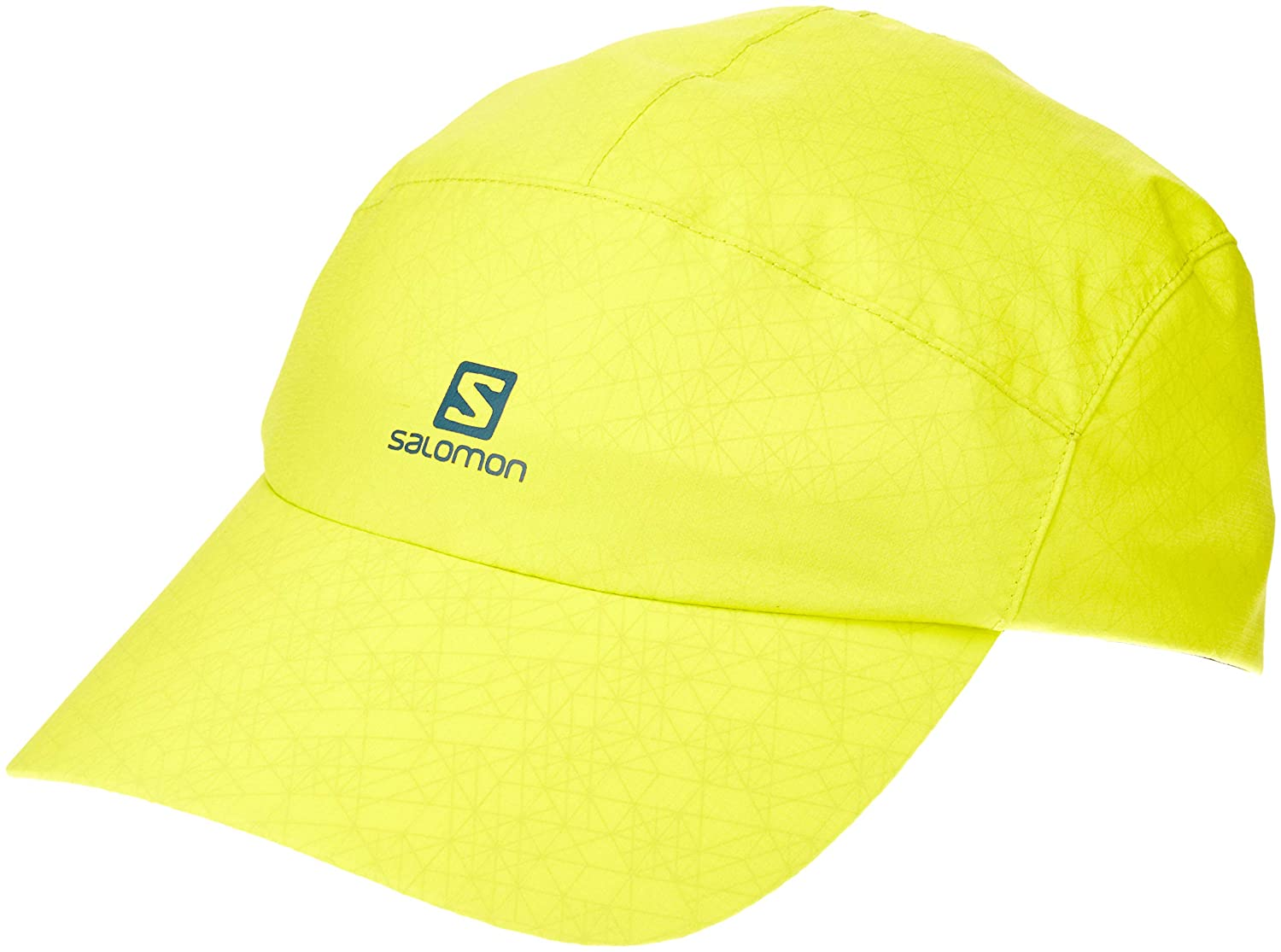 SALOMON Cap Waterproof Cap - Gorra, Unisex Adulto, Amarillo ...