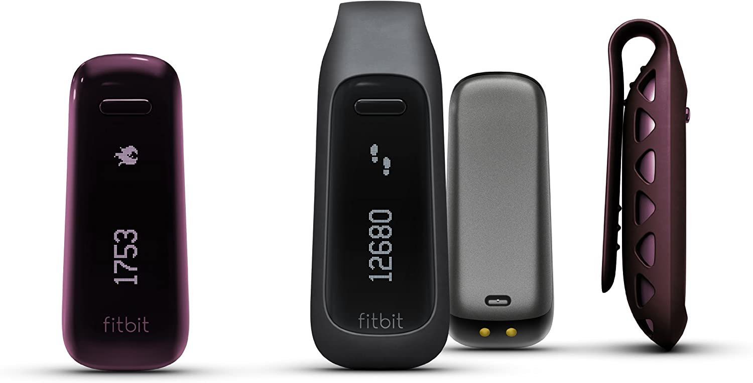 Fitbit one Wireless Activity and Sleep Tracker Black!