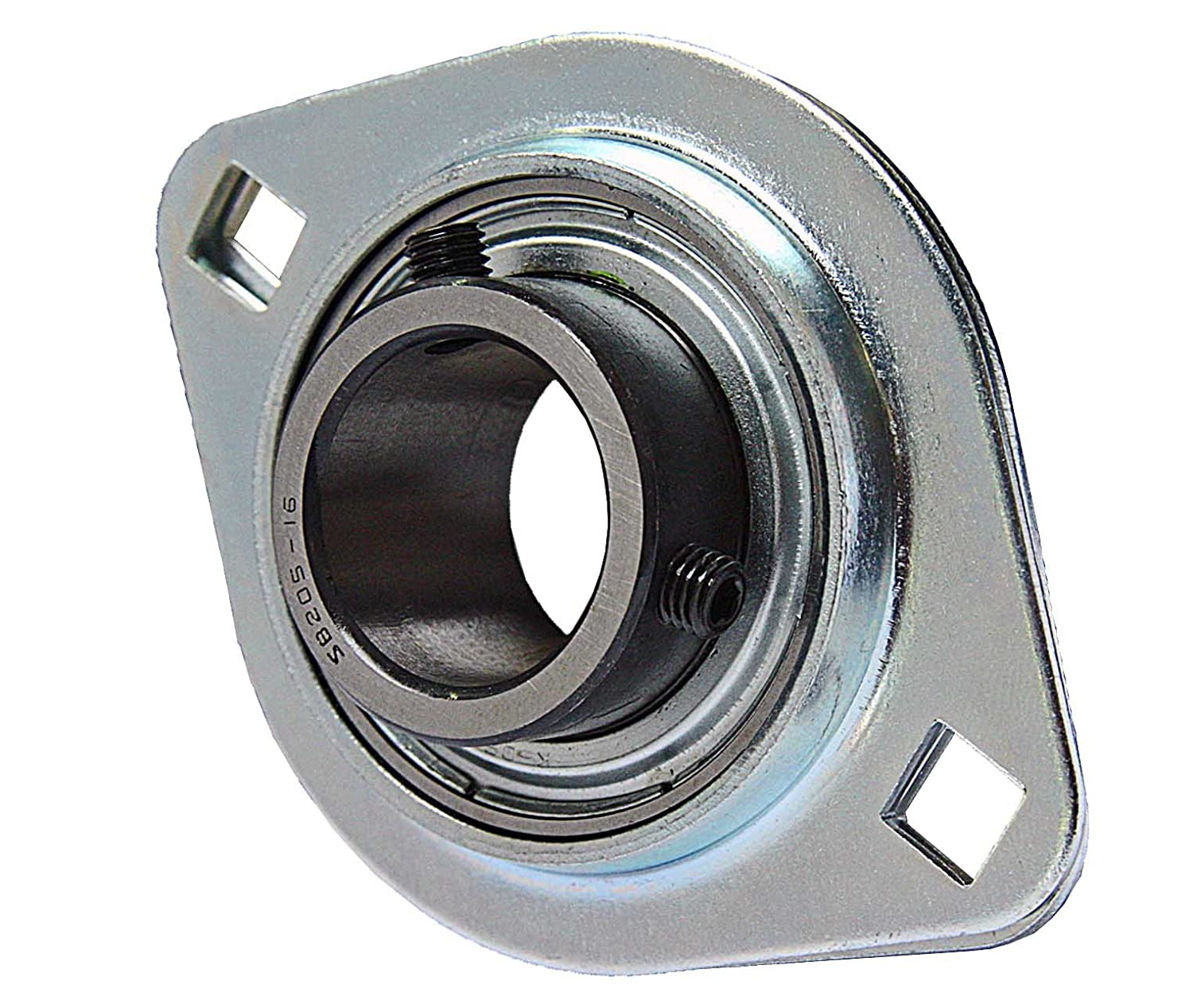 "complete unit 1//2 /""   BOLT STAMPED FLANGE BEARING .SBPFL201-8"