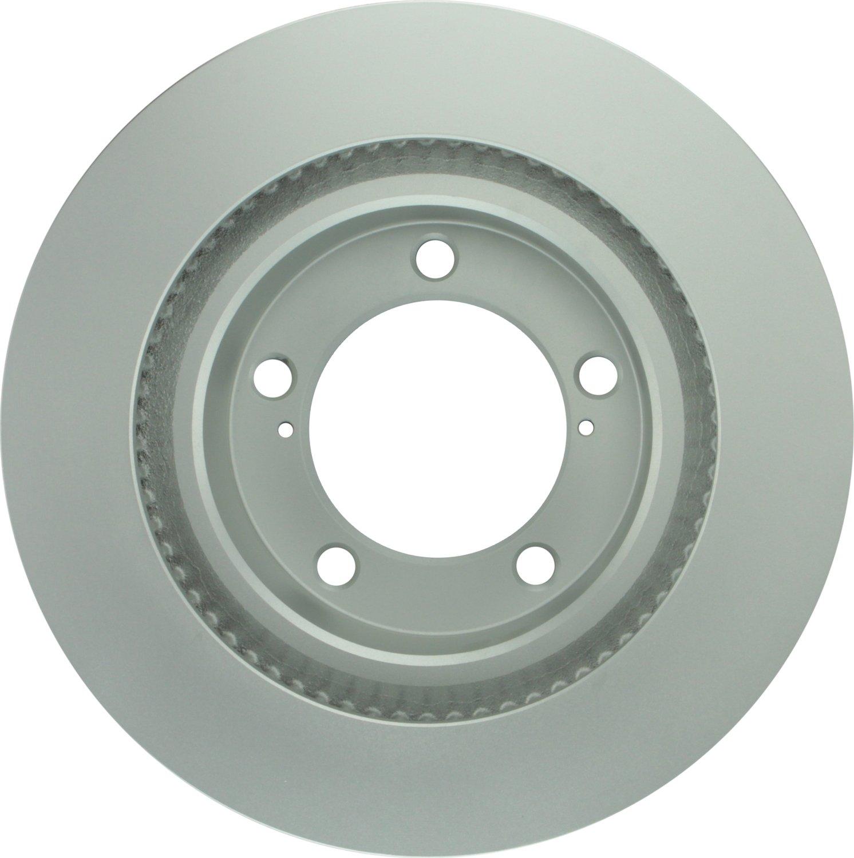 Front Bosch 50011498 QuietCast Premium Disc Brake Rotor
