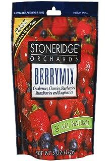 stoneridge Orchards, Berry Mix, Conjunto mixto, dried ...