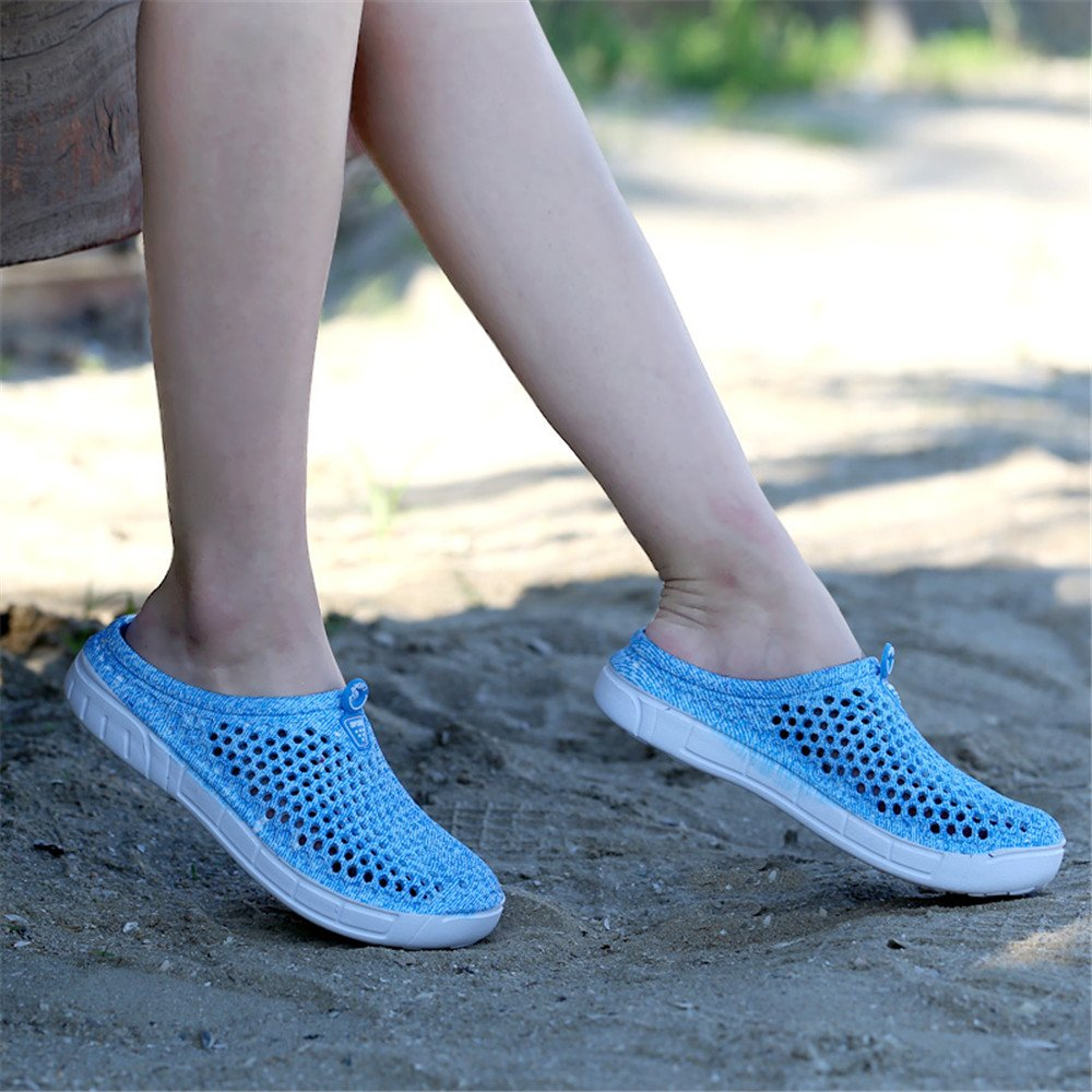 Lewhosy Womens Garden Clogs Shoes Slippers Sandals Quick Drying Lightweight Breathable