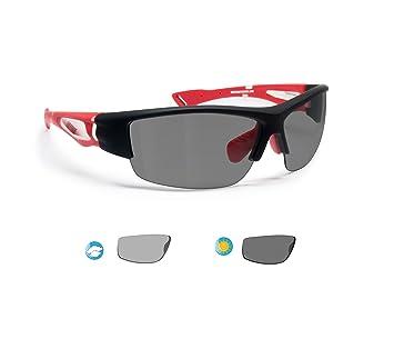 BERTONI Gafas de Sol Deportivas Polarizadas Fotocromaticas para Hombre Mujer Deporte Ciclismo Running Esqui MTB –