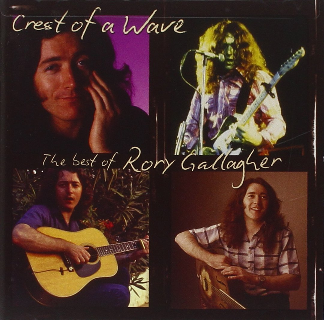 Crest Of A Wave - The Best Of Rory Gallagher [2 CD]