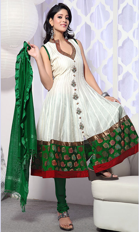 Amazon Com Chudidar Anarkali Dress Designs For Indian