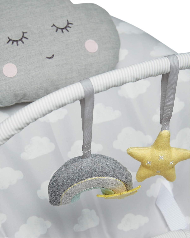 Mamas /& Papas Capella Bouncing Cradle Dream Upon a Cloud