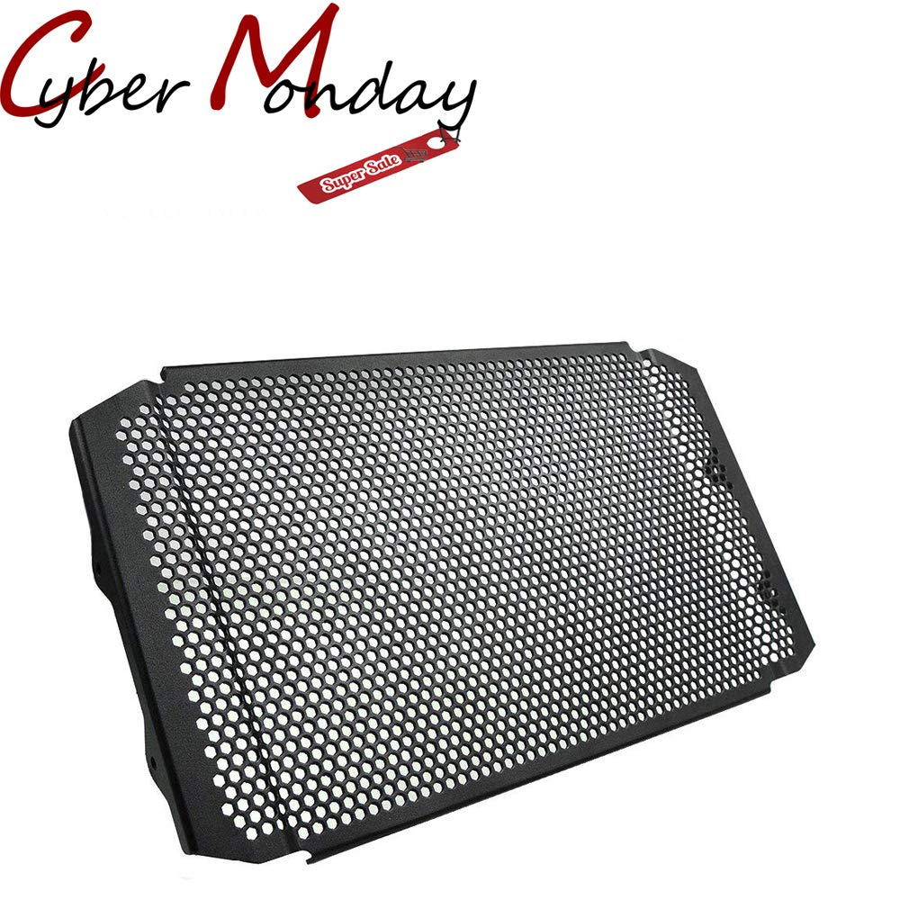 LQMY XSR900 Radiator Grille Grill Guard Protective Grill for Yamaha XSR900 XSR 900 2016 2017 2018 .LTD