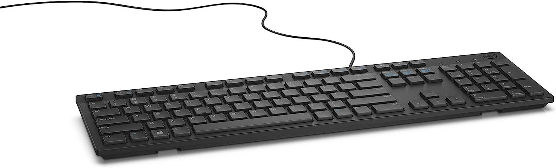 Dell Keyboard (US) KB216 Multimedia, 3Y1D8, G4D2W (KB216 Multimedia)