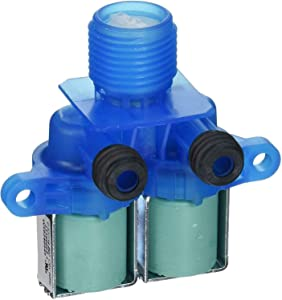 Primeco W10240949 Water Inlet Valve for Whirlpool Washer made by OEM Parts Manufacturer, W11168740, AP6285450, WPW10240949, W10921514-1 YEAR WARRANTY