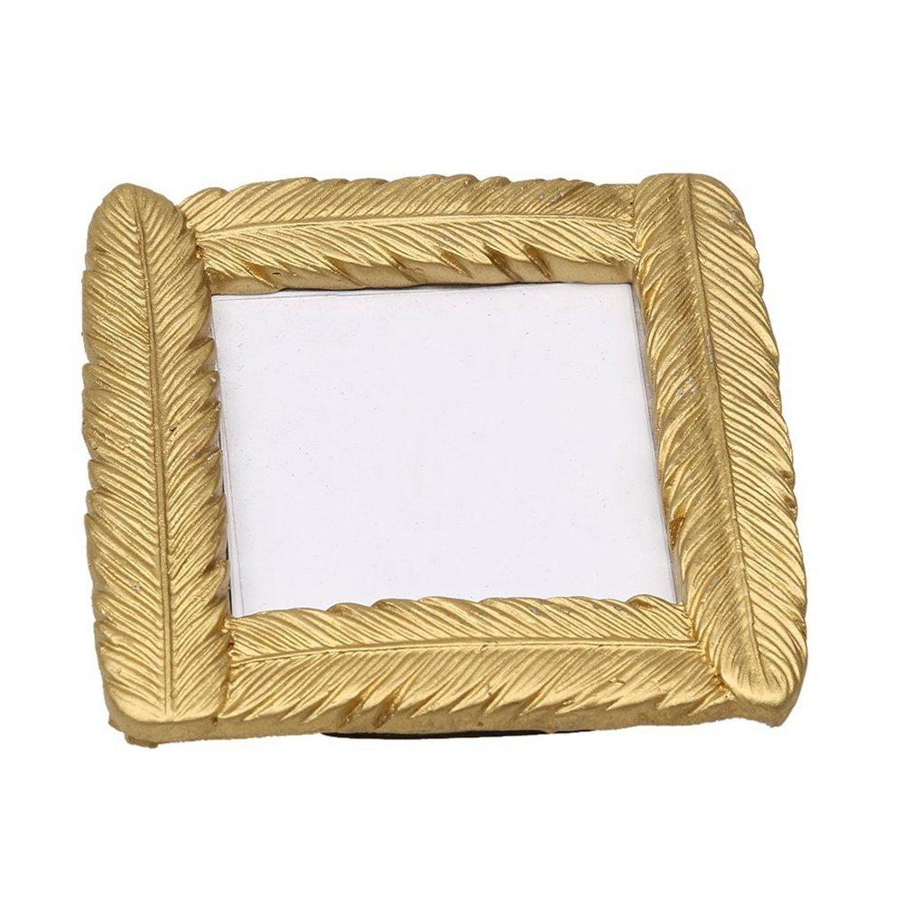 Amazon.de: Gespout Goldene Bilderrahmen Dekoration Fotorahmen ...